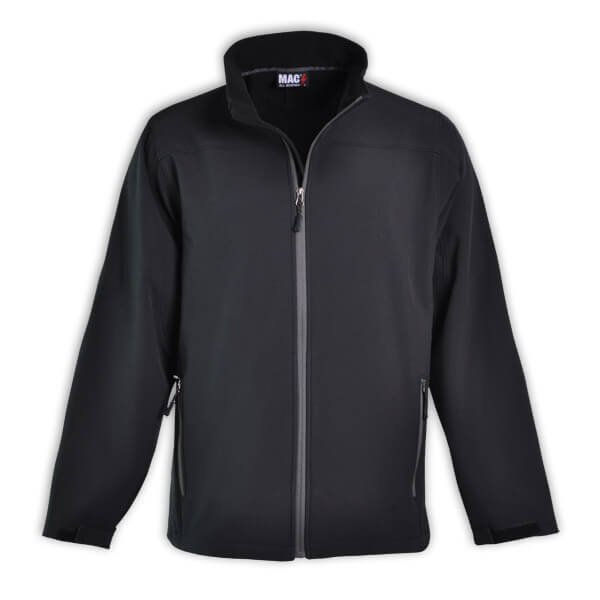 MAC Mens Fusion Soft Shell Jacket 3