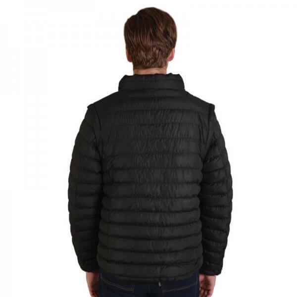Global Citizen Mens Zip Off Puffer Jacket 5