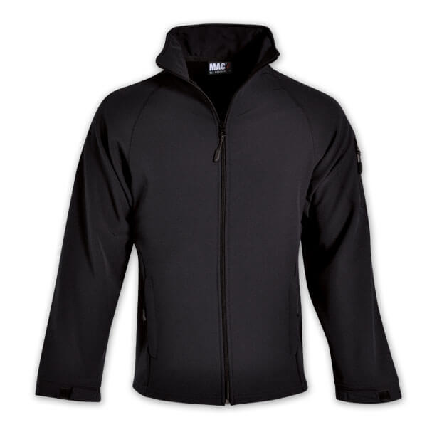 MAC Mens Classic Soft Shell Jacket 5