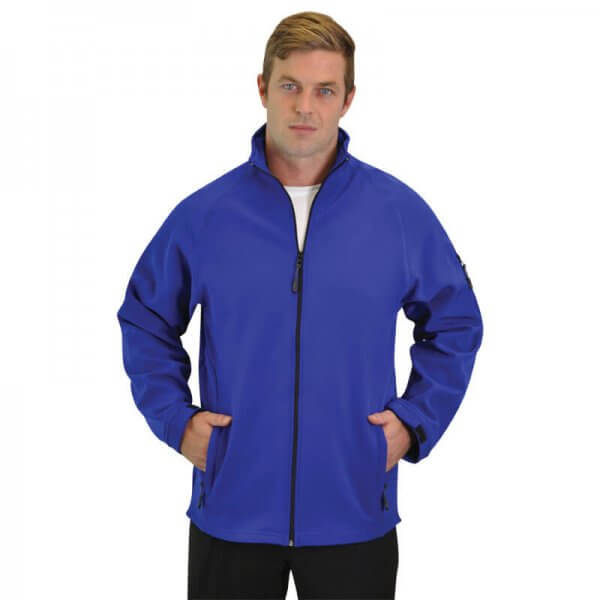 MAC Mens Classic Soft Shell Jacket 1