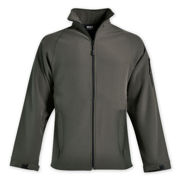 MAC Mens Classic Soft Shell Jacket 2