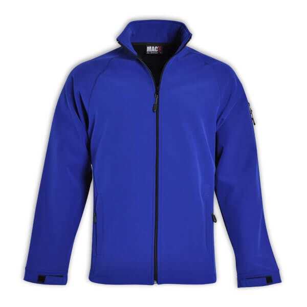 MAC Mens Classic Soft Shell Jacket 4