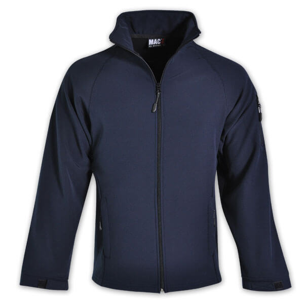 MAC Mens Classic Soft Shell Jacket 6
