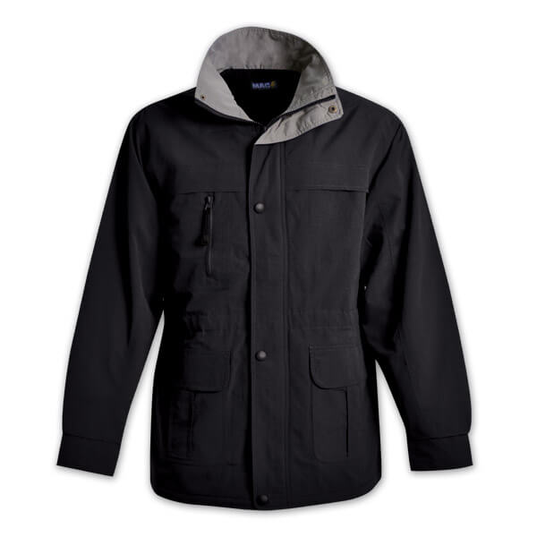 MAC Contrast Trim Parka Jacket 3