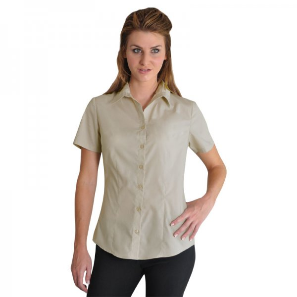 Duchess Roselina Blouse - Short Sleeve 1