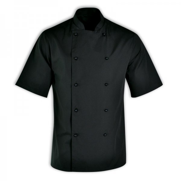 Vangard Stanley Unisex Chef Top Short Sleeve 3