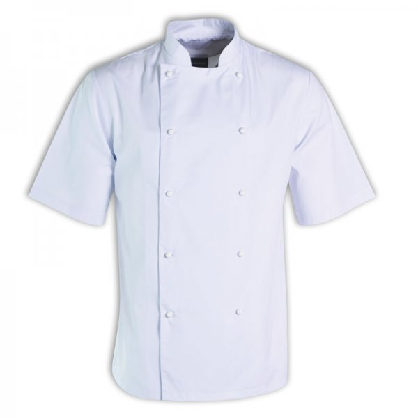 Vangard Stanley Unisex Chef Top Short Sleeve 2