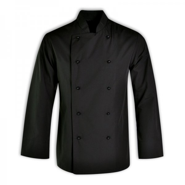 Vangard Stanley Unisex Chef Top - Long Sleeve 2