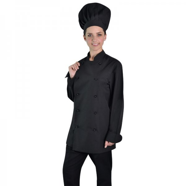 Vangard Stanley Unisex Chef Top - Long Sleeve 1