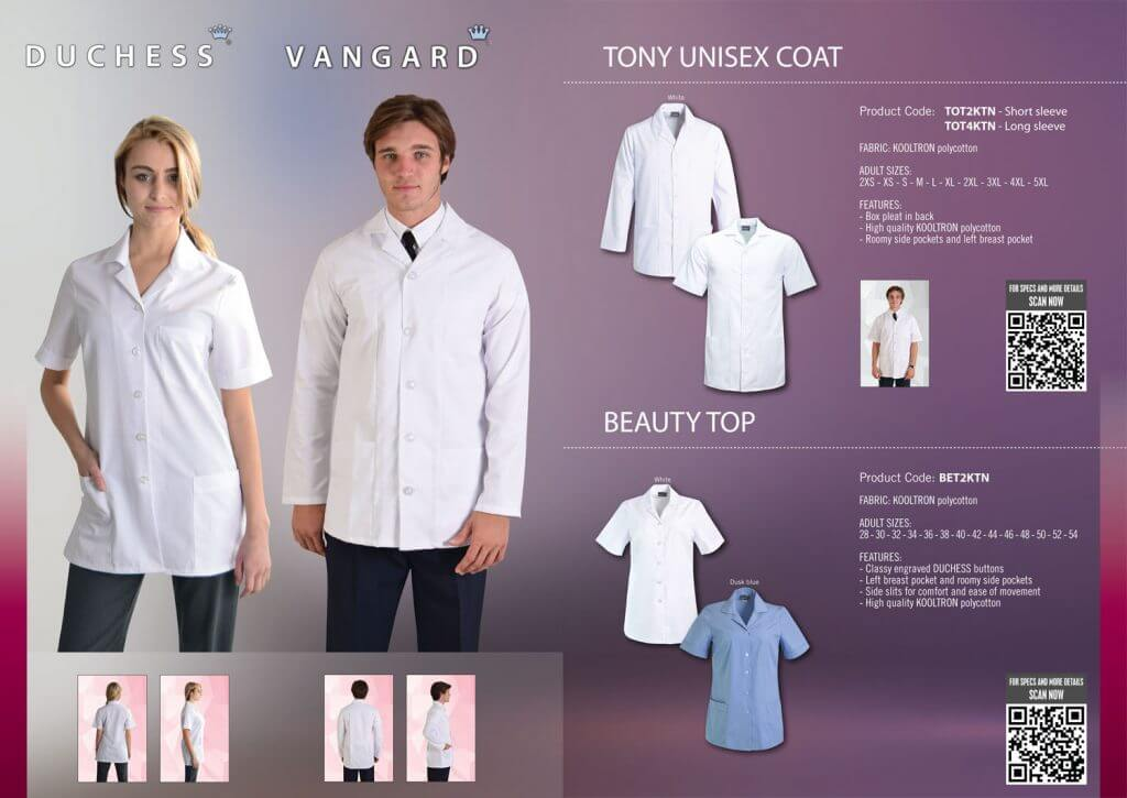 Vangard Tony Unisex Top Short Sleeve 5