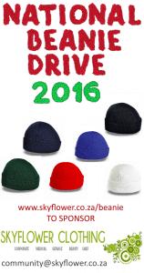 National Beanie Drive 2016