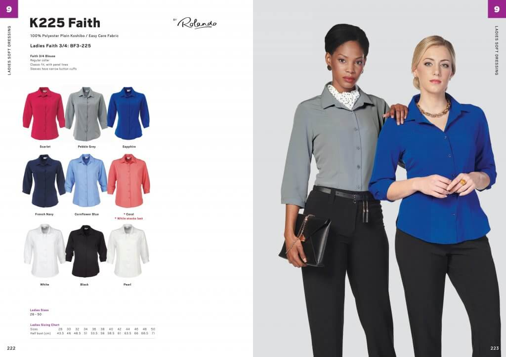 Rolando Faith Blouse 3/4 10