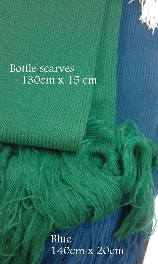 scarf-blue,green